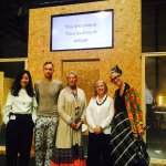 Michal Guest Speaker at British Style Collective presented by Clothes Show Live