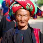 Pa-O Tribe member
