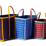 Official photoshoot for Mowgs baskets various sizes