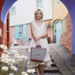 Mediteranean style photoshoot for Mowgs baskets in Portmeirion